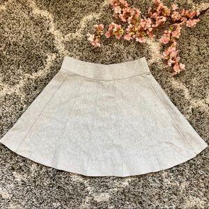 Club Monaco Carly Sweater Skirt - Gray